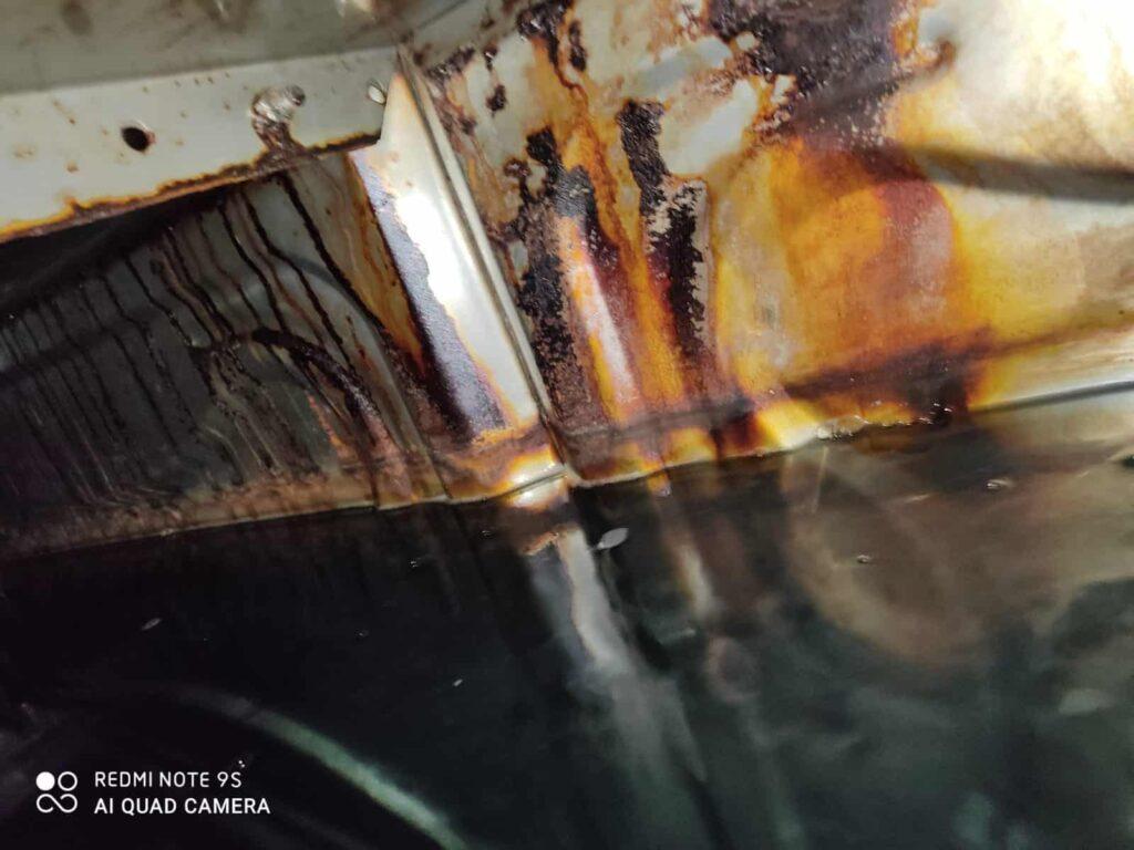 paslı su depolarındaki tehlike