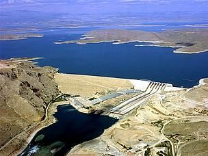 Türkiyenin İlk Hidroelektrik Santrali Işıklar HES